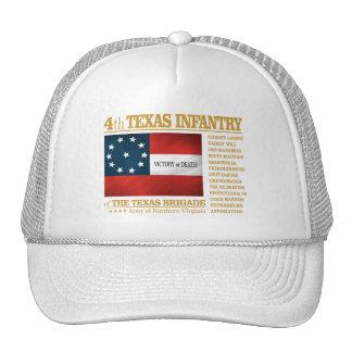 4th Texas Infantry (BA2) Cap