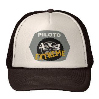 4x4 CARRIES FAR - PILOT Cap