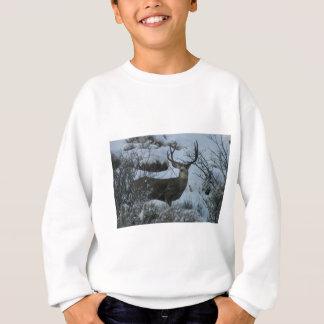 4X4 Mule deer Sweatshirt