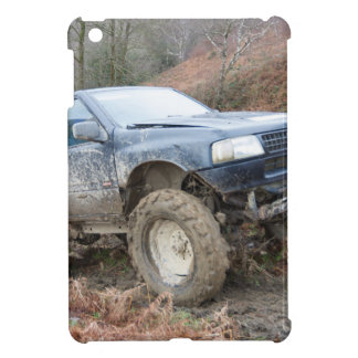4x4 Off Roader on mud Cover For The iPad Mini