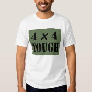 4x4 Tough Shirts