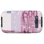 500 Euro Banknote Samsung Galaxy S Case