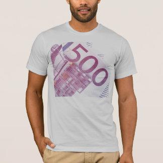 500 Euros T-Shirt