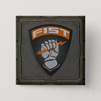 [500] Forward Observer (FIST) [Patch] 15 Cm Square Badge