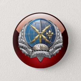 [500] SOWT Emblem 6 Cm Round Badge