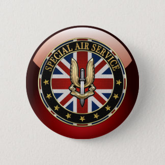 [500] Special Air Service (SAS) Badge [3D]