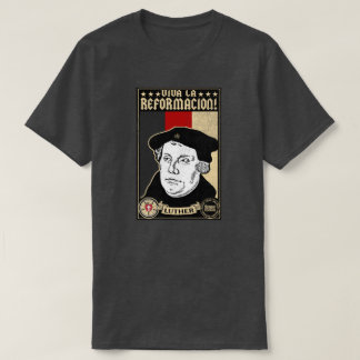 500th Anniversary Reformation Luther Shirt