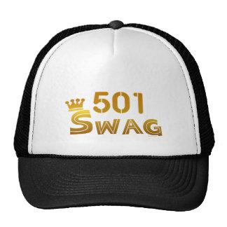 501 Arkansas Swag Mesh Hat