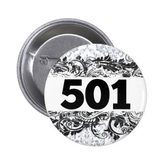 501 PINBACK BUTTONS
