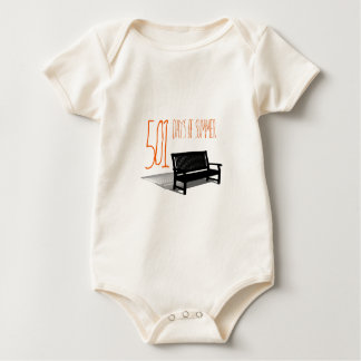 501 Days Of Summer Baby Bodysuit