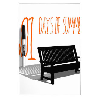 501 Days Of Summer Dry Erase Boards