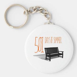 501 Days Of Summer Keychain