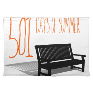 501 Days Of Summer Place Mats