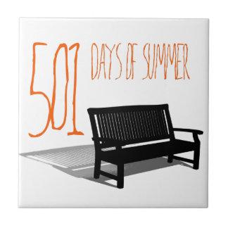 501 Days Of Summer Tiles