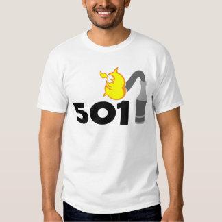 501 - Molotov T-shirt