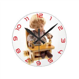 501 Sasha baby honey blond Sandy clock