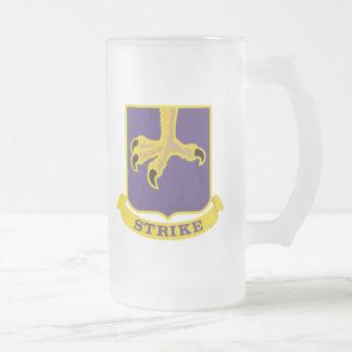 502nd Infantry Regiment - 101st Airborne Division 16 Oz Frosted Glass Beer Mug