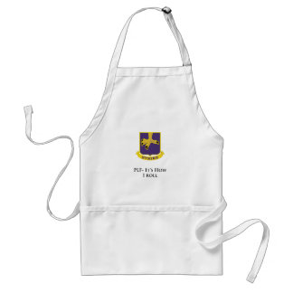 502nd-PLF- It's How I Roll Standard Apron