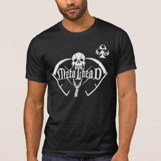 "502True Custom T Drifter Series ""MetalHead"" T-Shirt"