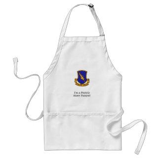 504th PIR- I'm a Proud Army Parent Adult Apron