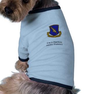504th PIR- I'm a Proud Army Parent Dog T Shirt
