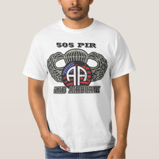 505 PIR 82nd Airborne Division T-Shirt