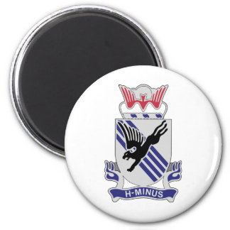 505th Airborne Infantry 6 Cm Round Magnet