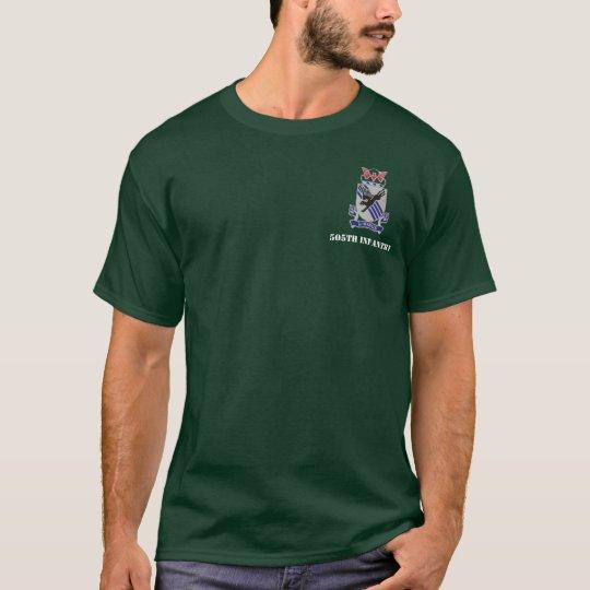 505th Parachute Infantry Regiment T-Shirt