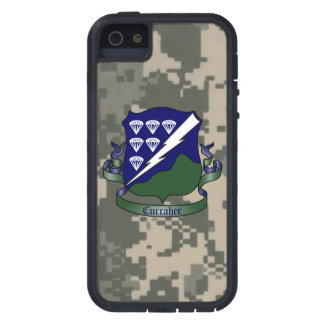 506th Infantry Regiment - 101st Airborne Division Tough Xtreme iPhone 5 Case