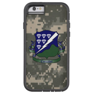 506th Infantry Regiment - 101st Airborne Division Tough Xtreme iPhone 6 Case