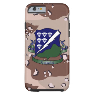 506th Infantry Regiment - 101st Airborne Division Tough iPhone 6 Case