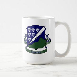 506th Infantry Regiment - 101st Airborne Classic White Coffee Mug
