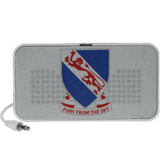 508th Parachute Infantry Regiment (PIR) Mini Speakers