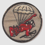 508th PIR Fury from the Sky Stickers