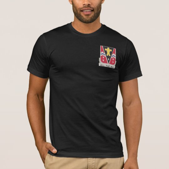 509th PIR DUI + Airborne Wings T-shirts