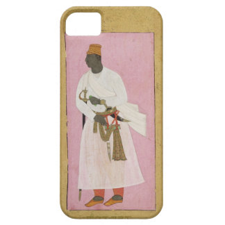 50.14/8 Portrait of Malik Amber, inscribed in Deva iPhone 5 Case