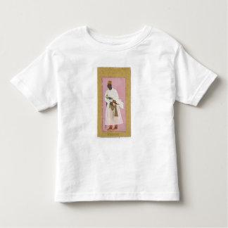50.14/8 Portrait of Malik Amber, inscribed in Deva Toddler T-Shirt