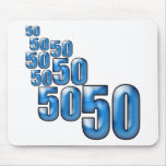 50 50 50 MOUSE PAD