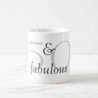 50 and Fabulous Coffee Mug