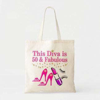 50 AND FABULOUS DIVA