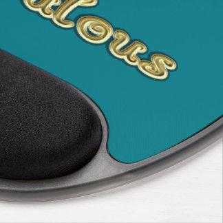 50 and Fabulous Gel Mousepad