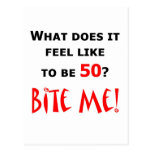 50 Bite Me!