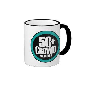 50+ Crowd Mugs