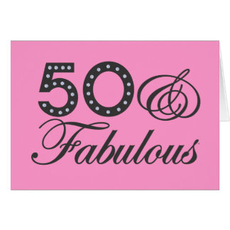 50 Fabulous Gift Greeting Cards