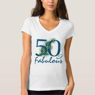 50 & fabulous Shirts