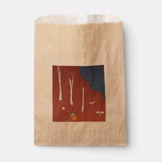 50 Farm Veggie Food-Safe Favor Bags