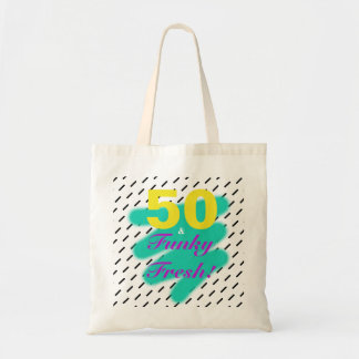 50 & Funky Fresh | Basic Tote