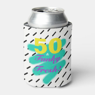 50 & Funky Fresh | Can Cooler