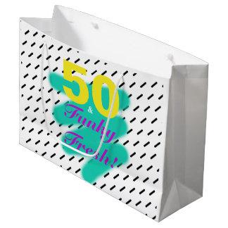 50 & Funky Fresh   Gift Bag