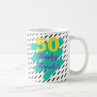 50 & Funky Fresh | Mug